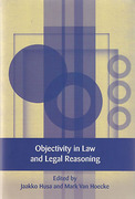 Cover of Objectivity in Law and Legal Reasoning