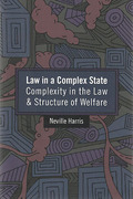 Cover of Law in a Complex State: Complexity in the Law and Structure of Welfare