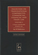 Cover of Dalhuisen on Transnational and Comparative Commercial, Financial and Trade Law: Volume 2  Contract and Movable Property Law