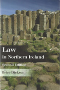 Cover of Law in Northern Ireland