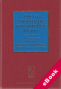 Cover of The EU Charter of Fundamental Rights: A Commentary (eBook)