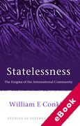 Cover of Statelessness: The Enigma of the International Community (eBook)