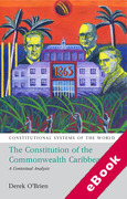 Cover of The Constitutional Systems of the Commonwealth Caribbean: A Contextual Analysis (eBook)