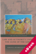 Cover of Law and Authority under the Guise of the Good (eBook)