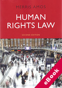 Cover of Human Rights Law (eBook)