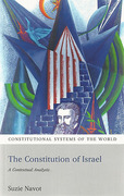 Cover of Constitution of Israel: A Contextual Analysis