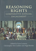 Cover of Reasoning Rights: Comparative Judicial Engagement