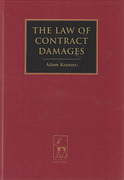Cover of The Law of Contract Damages