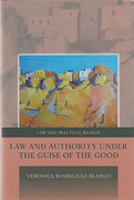 Cover of Law and Authority under the Guise of the Good