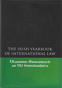 Cover of The Irish Yearbook of International Law Volume 7: 2012