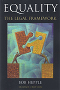 Cover of Equality: The Legal Framework