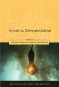 Cover of Emotions, Crime and Justice