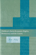 Cover of Children's Socio-Economic Rights, Democracy and the Courts