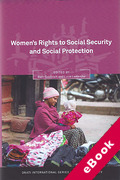Cover of Women's Rights to Social Security and Social Protection (eBook)
