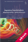 Cover of Regulatory Transformations: Rethinking Economy-Society Interactions (eBook)