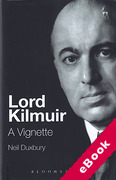 Cover of Lord Kilmuir: A Vignette (eBook)