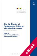 Cover of The EU Charter of Fundamental Rights as a Binding Instrument: Five Years Old and Growing (eBook)