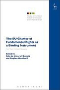 Cover of The EU Charter of Fundamental Rights as a Binding Instrument: Five Years Old and Growing