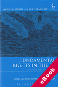 Cover of Fundamental Rights in the EU: A Matter for Two Courts (eBook)