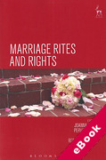 Cover of Marriage Rites and Rights (eBook)
