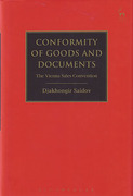 Cover of Conformity of Goods and Documents: The Vienna Sales Convention