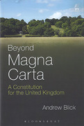 Cover of Beyond Magna Carta: A Constitution for the United Kingdom