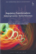 Cover of Regulatory Transformations: Rethinking Economy-Society Interactions