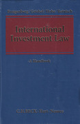 Cover of International Investment Law: A Handbook