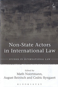 Cover of Non-State Actors in International Law