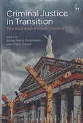 Cover of Criminal Justice in Transition: The Northern Ireland Context