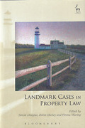 Cover of Landmark Cases in Property Law