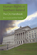Cover of Human Rights in Northern Ireland: The CAJ Handbook