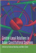 Cover of Central-Local Relations in Asian Constitutional Systems