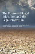 Cover of The Futures of Legal Education and the Legal Profession
