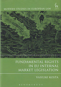 Cover of Fundamental Rights and EU Internal Market Legislation