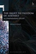 Cover of The Right to Freedom of Assembly: A Comparative Study