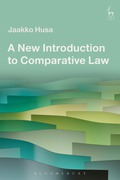 Cover of A New Introduction to Comparative Law