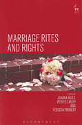 Cover of Marriage Rites and Rights