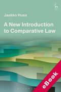 Cover of A New Introduction to Comparative Law (eBook)