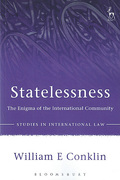 Cover of Statelessness: The Enigma of the International Community