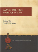 Cover of Law in Politics, Politics in Law