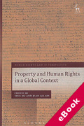Cover of Property and Human Rights in a Global Context (eBook)