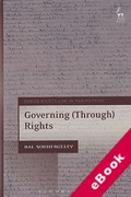 Cover of Governing (Through) Rights (eBook)