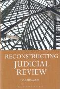 Cover of Reconstructing Judicial Review