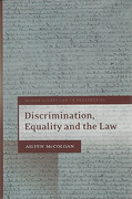 Cover of Discrimination, Equality and the Law
