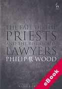 Cover of The Fall of the Priests and the Rise of the Lawyers (eBook)