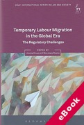 Cover of Temporary Labour Migration in the Global Era: The Regulatory Challenges (eBook)