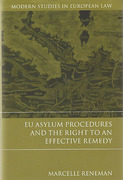 Cover of EU Asylum Procedures and the Right to an Effective Remedy