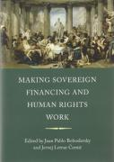 Cover of Making Sovereign Financing and Human Rights Work
