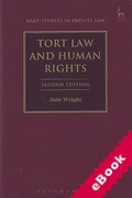 Cover of Tort Law and Human Rights (eBook)